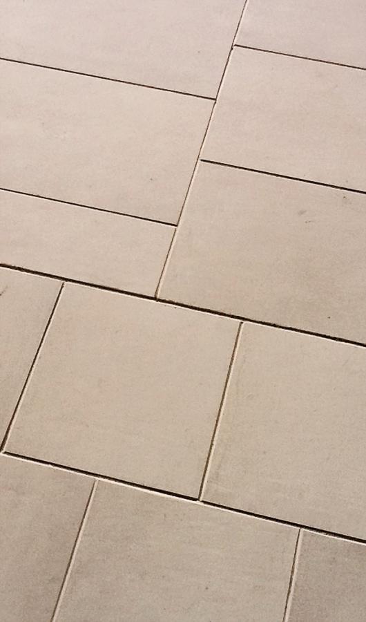 Pavimentazione in marmo Montebelluna